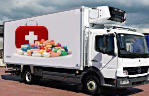 Температурные перевозки медикаментов